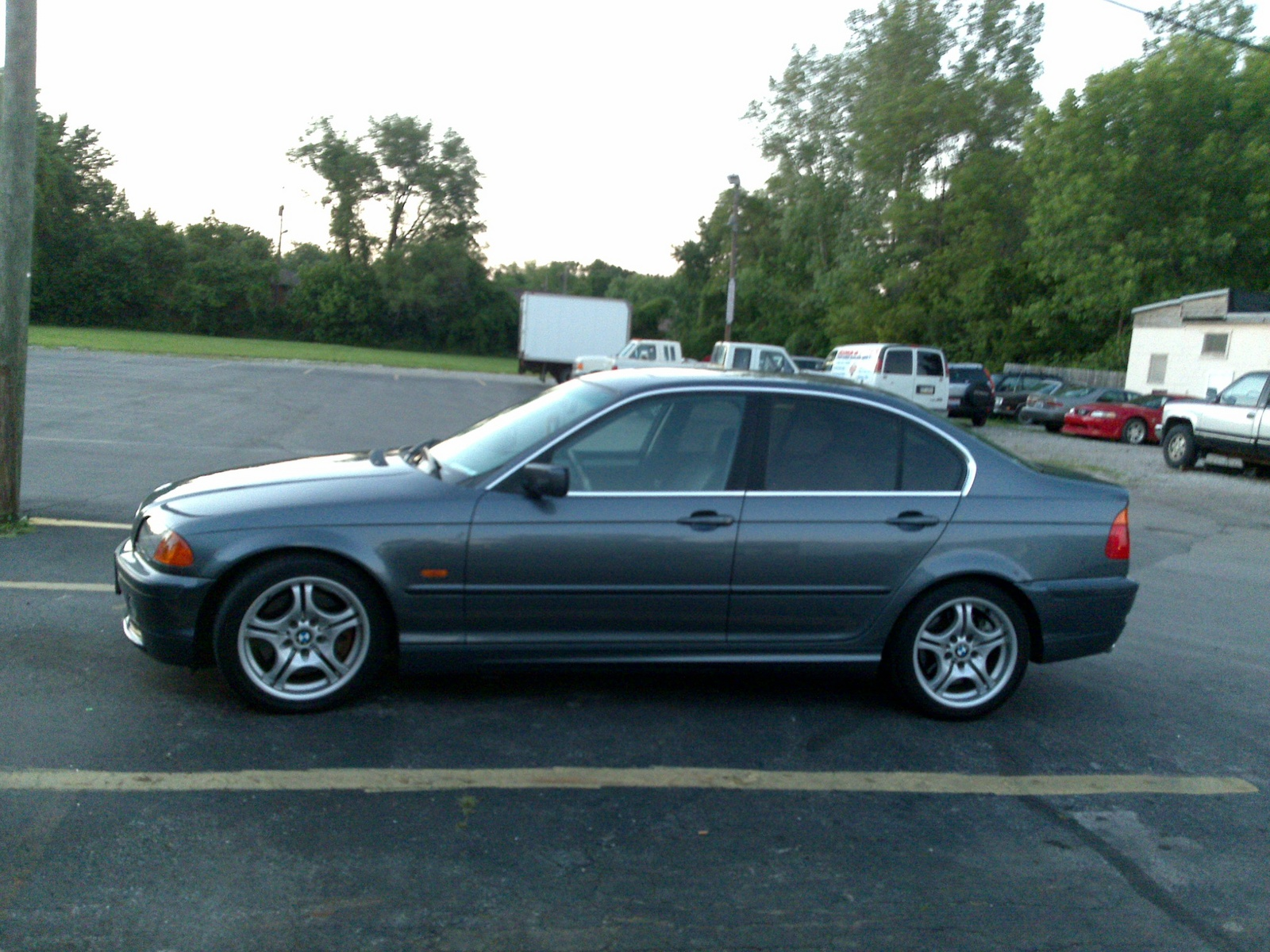BMW 3 series 330xd 2001 photo - 6