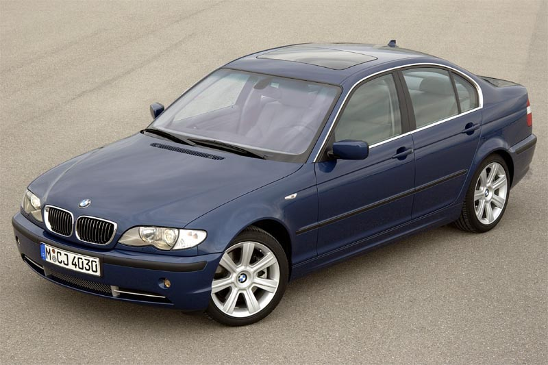 BMW 3 series 330xd 2001 photo - 8