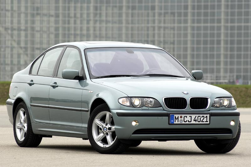 BMW 3 series 330xd 2001 photo - 9