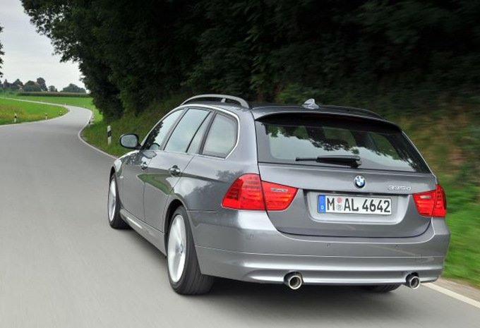 BMW 3 series 330xd 2005 photo - 11