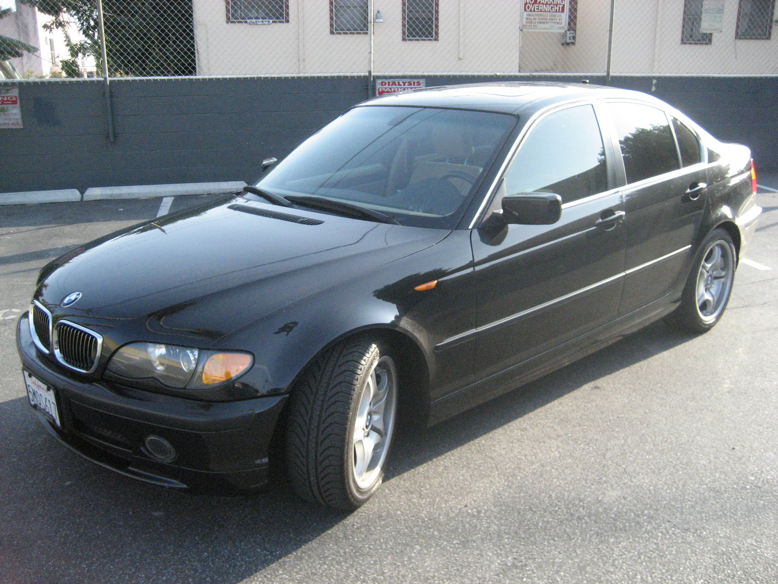 BMW 3 series 330xd 2005 photo - 9