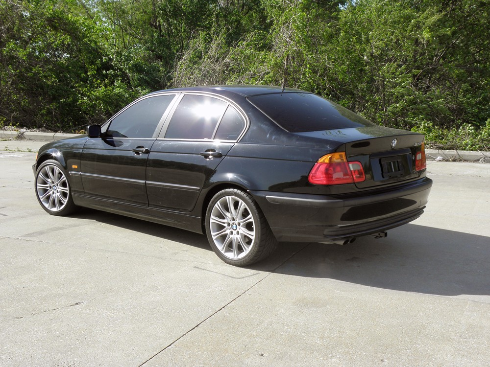 BMW 3 series 330xi 1999 photo - 10
