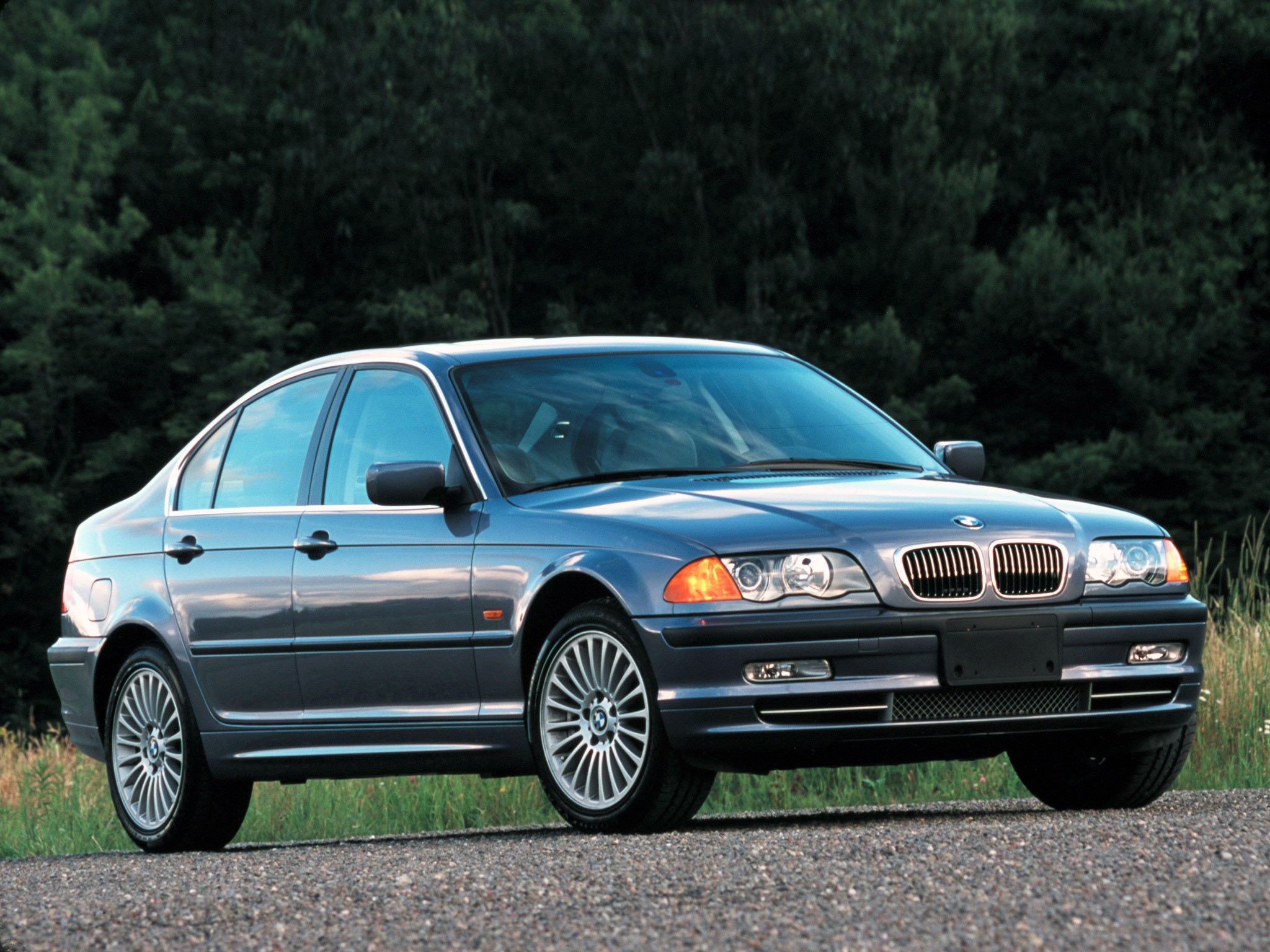 BMW 3 series 330xi 1999 photo - 11