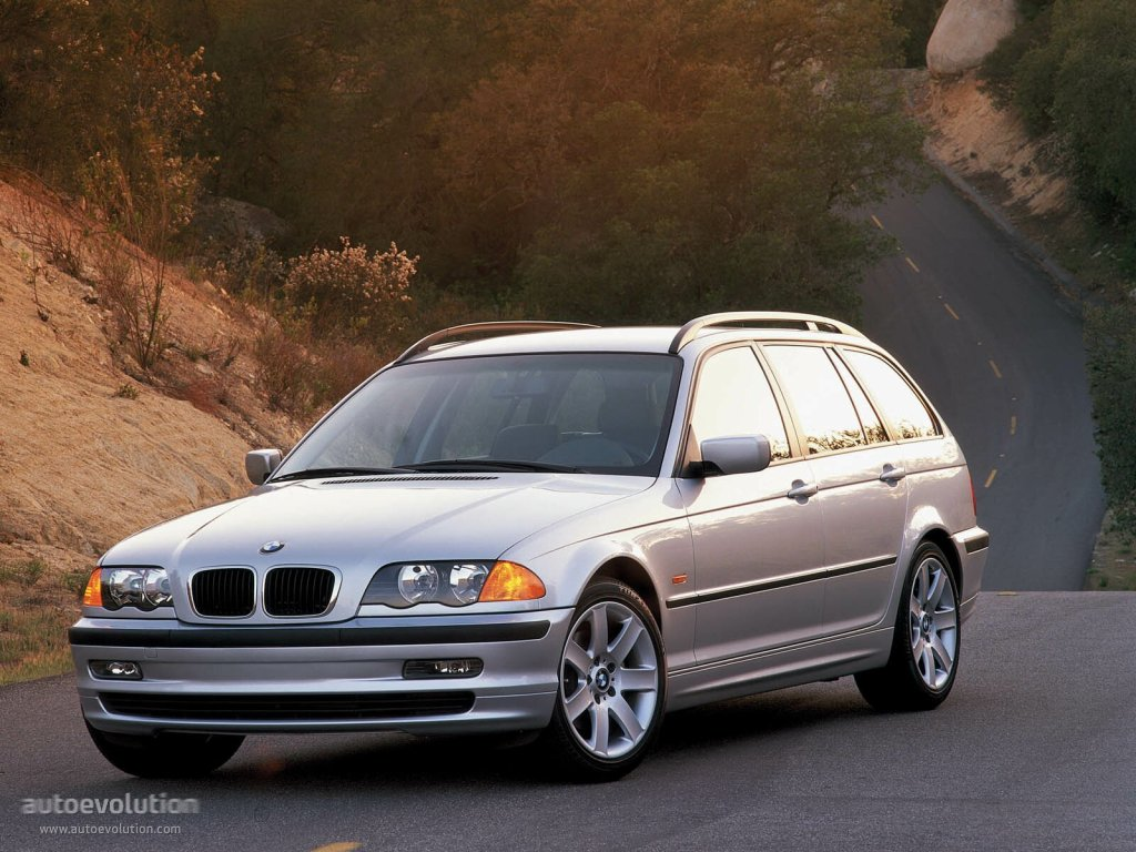 BMW 3 series 330xi 1999 photo - 2