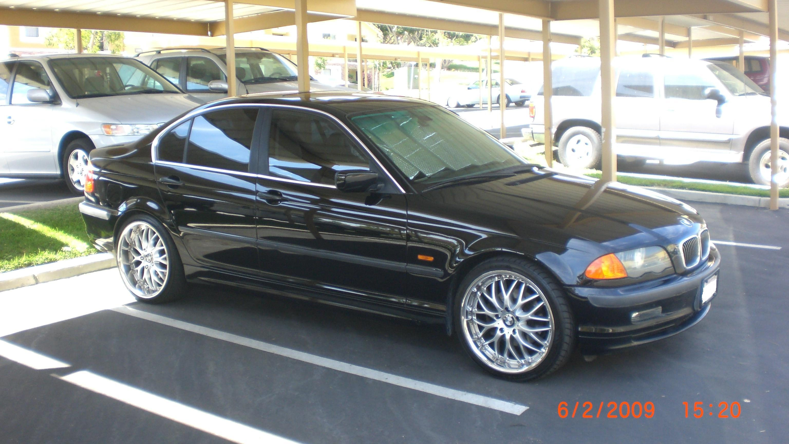 BMW 3 series 330xi 1999 photo - 7