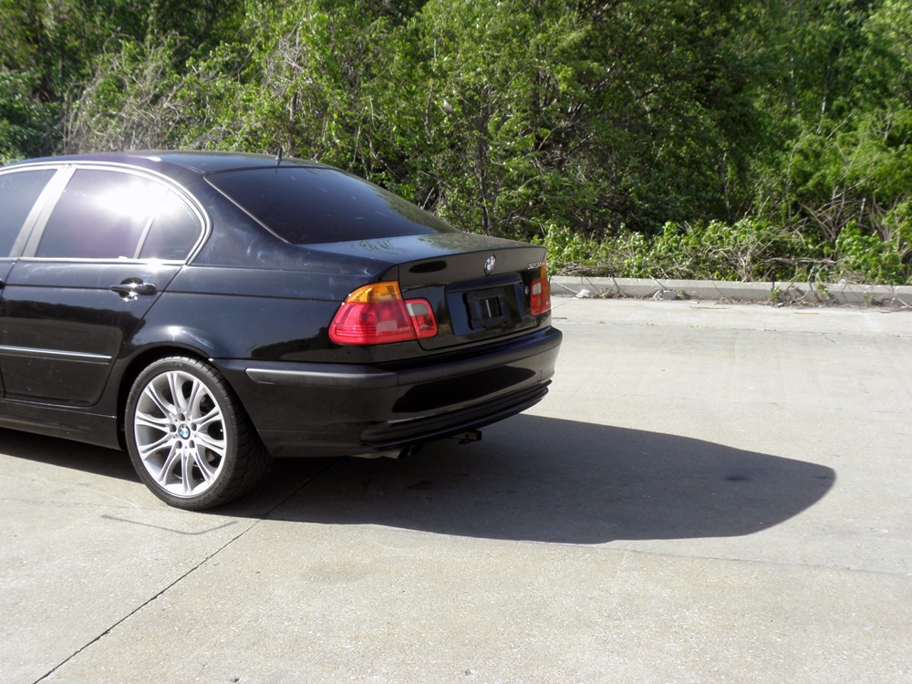 BMW 3 series 330xi 1999 photo - 8