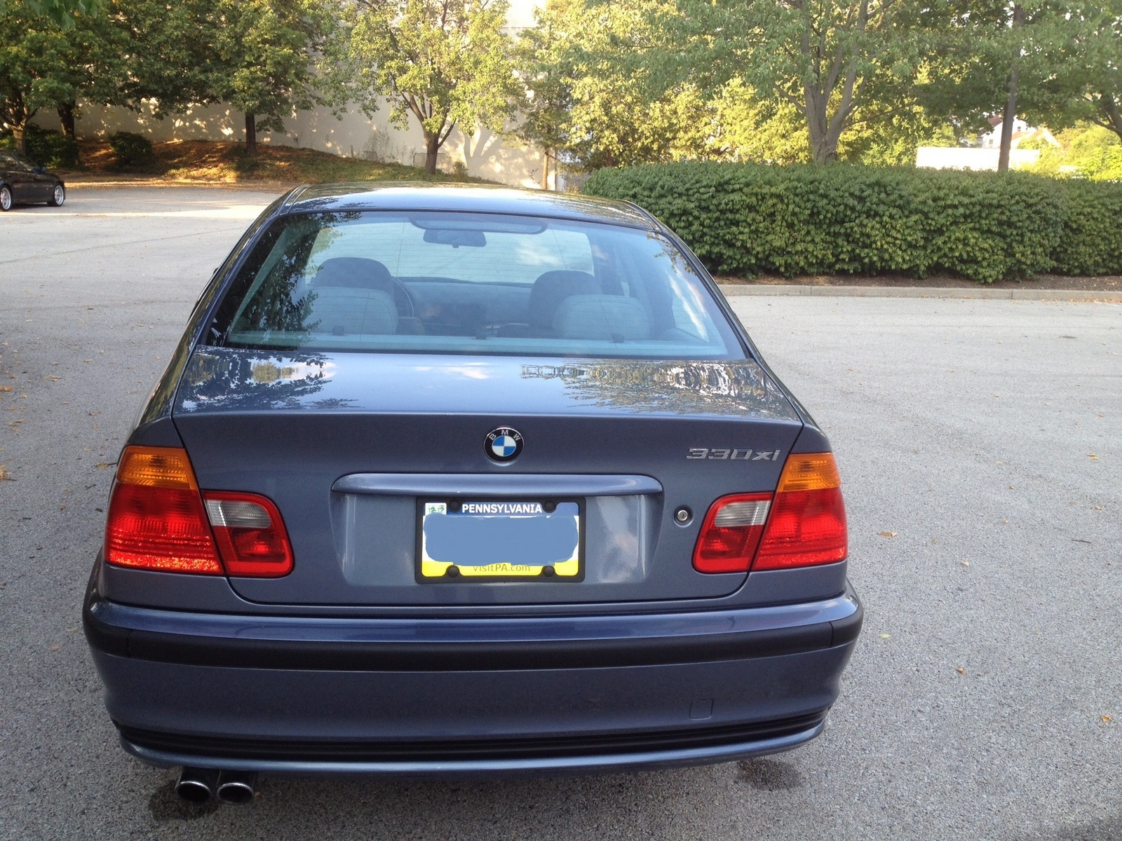 BMW 3 series 330xi 2001 photo - 11