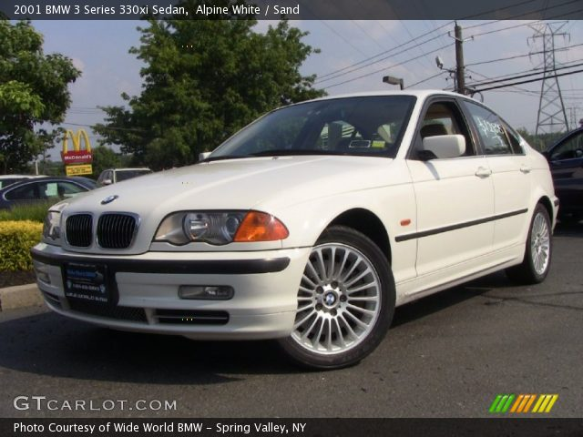 BMW 3 series 330xi 2001 photo - 3