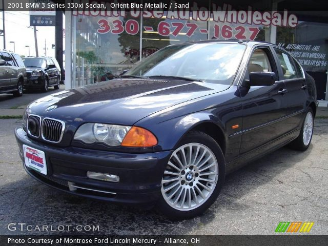 BMW 3 series 330xi 2001 photo - 8