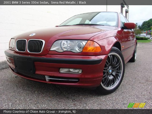 BMW 3 series 330xi 2001 photo - 9