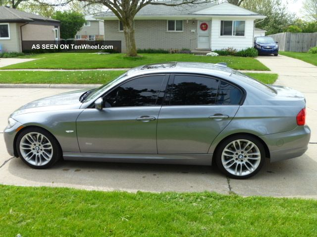BMW 3 series 335d 2004 photo - 12