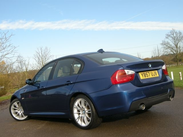 BMW 3 series 335d 2004 photo - 2