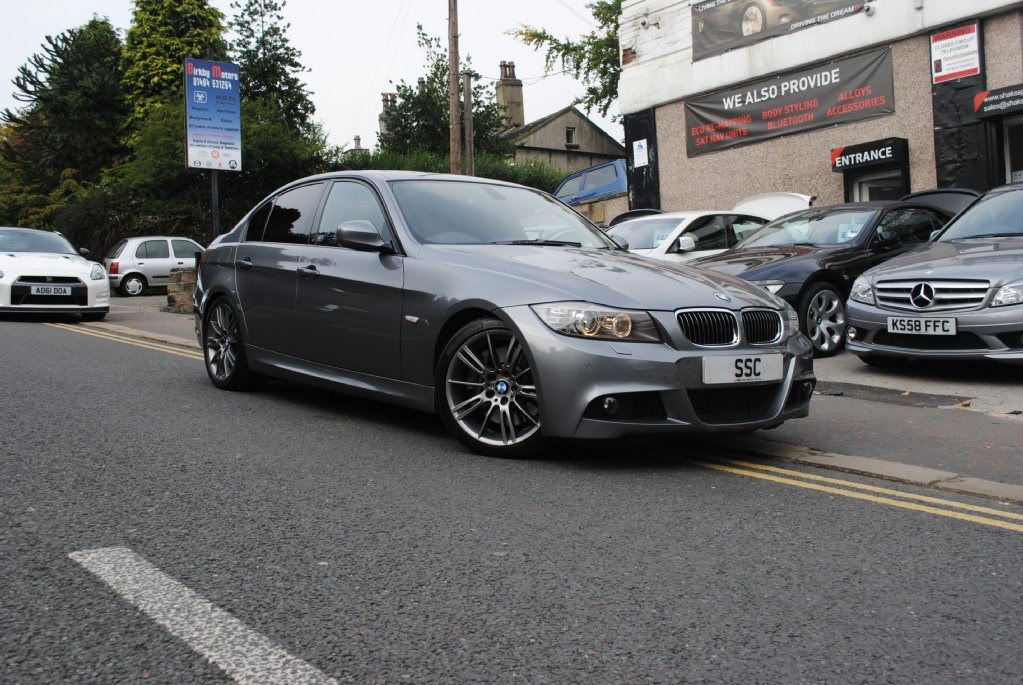 BMW 3 series 335d 2004 photo - 6
