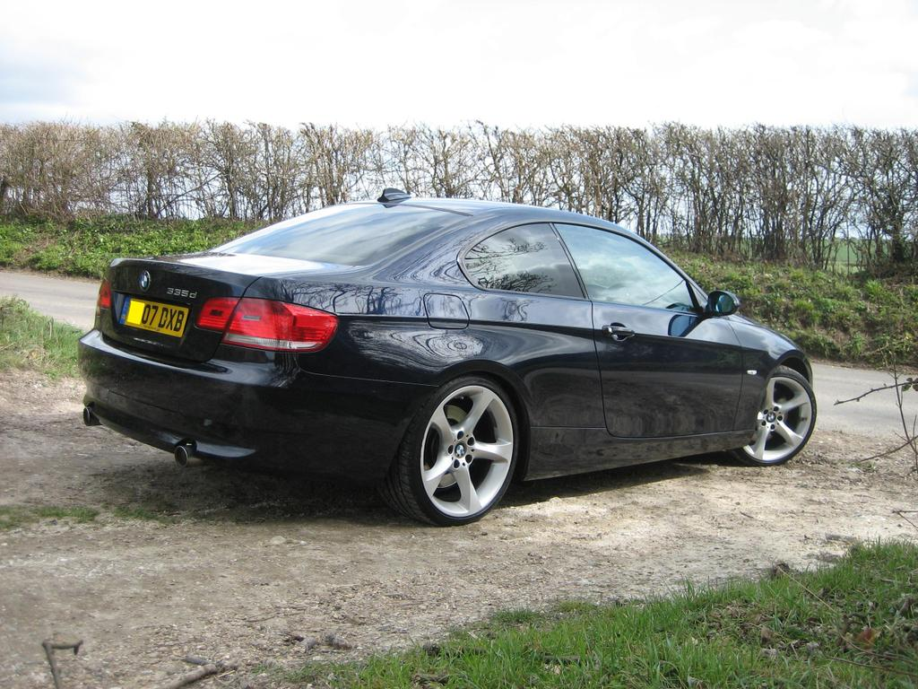 BMW 3 series 335d 2004 photo - 8