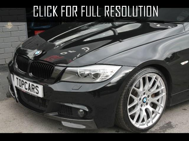 BMW 3 series 335d 2004 photo - 9