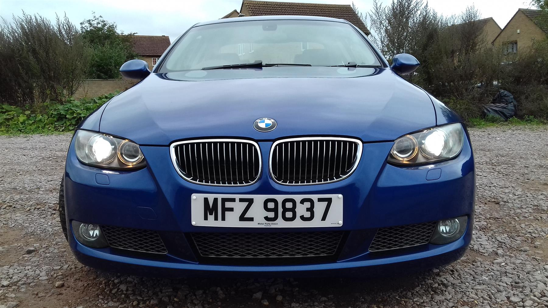 BMW 3 series 335d 2007 photo - 1