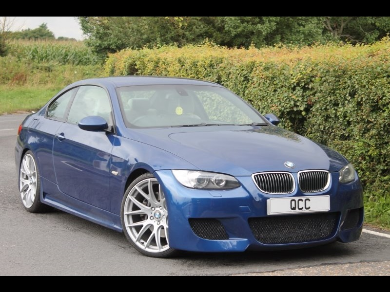 BMW 3 series 335d 2007 photo - 10