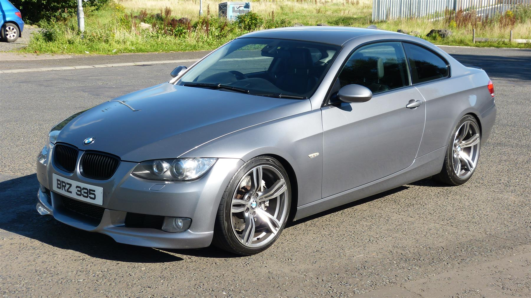 BMW 3 series 335d 2007 photo - 11