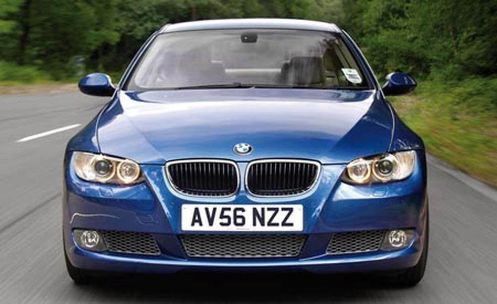 BMW 3 series 335d 2007 photo - 12