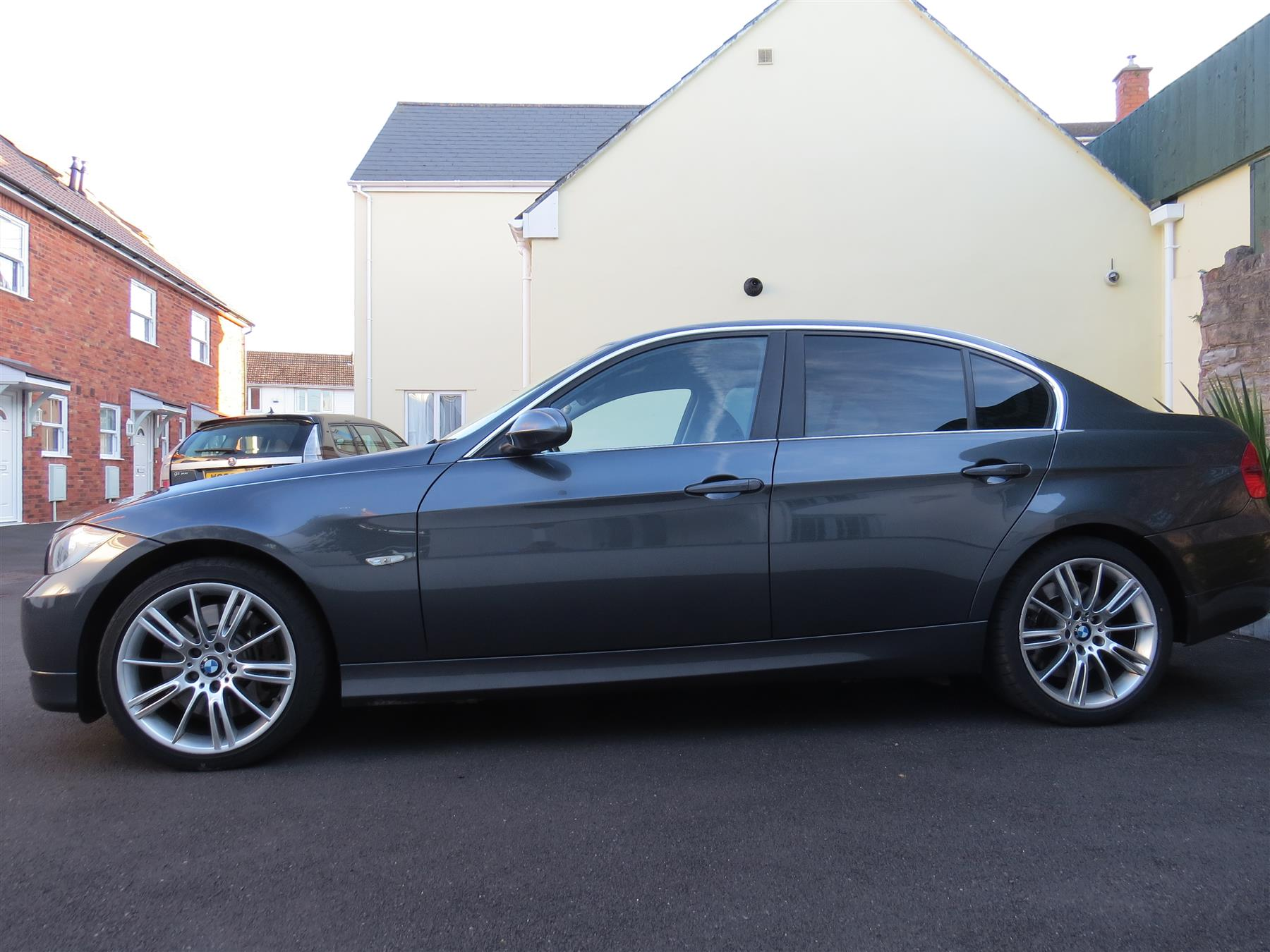 BMW 3 series 335d 2007 photo - 2