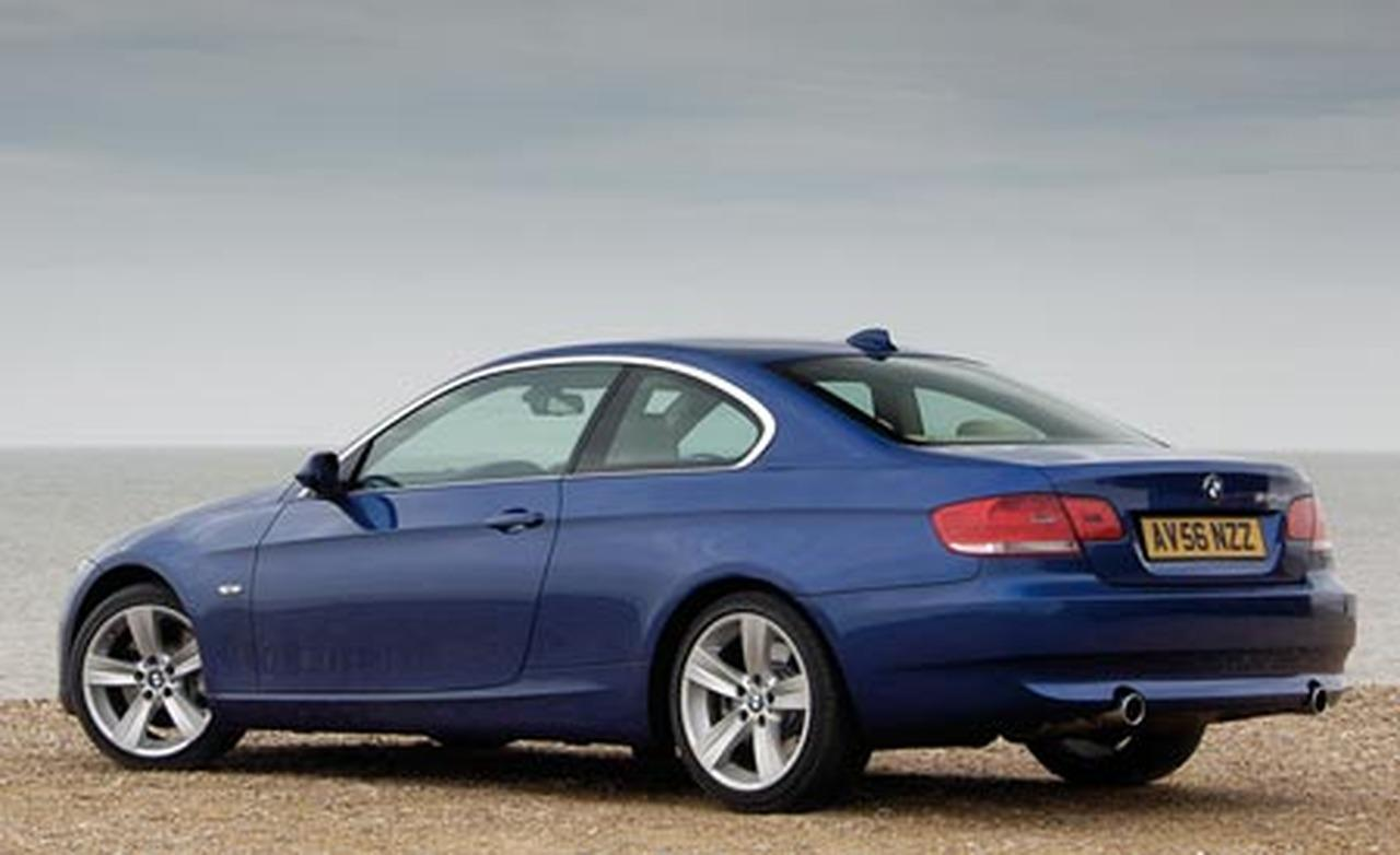 BMW 3 series 335d 2007 photo - 3