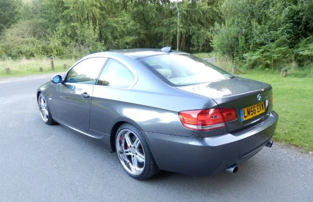BMW 3 series 335d 2007 photo - 4