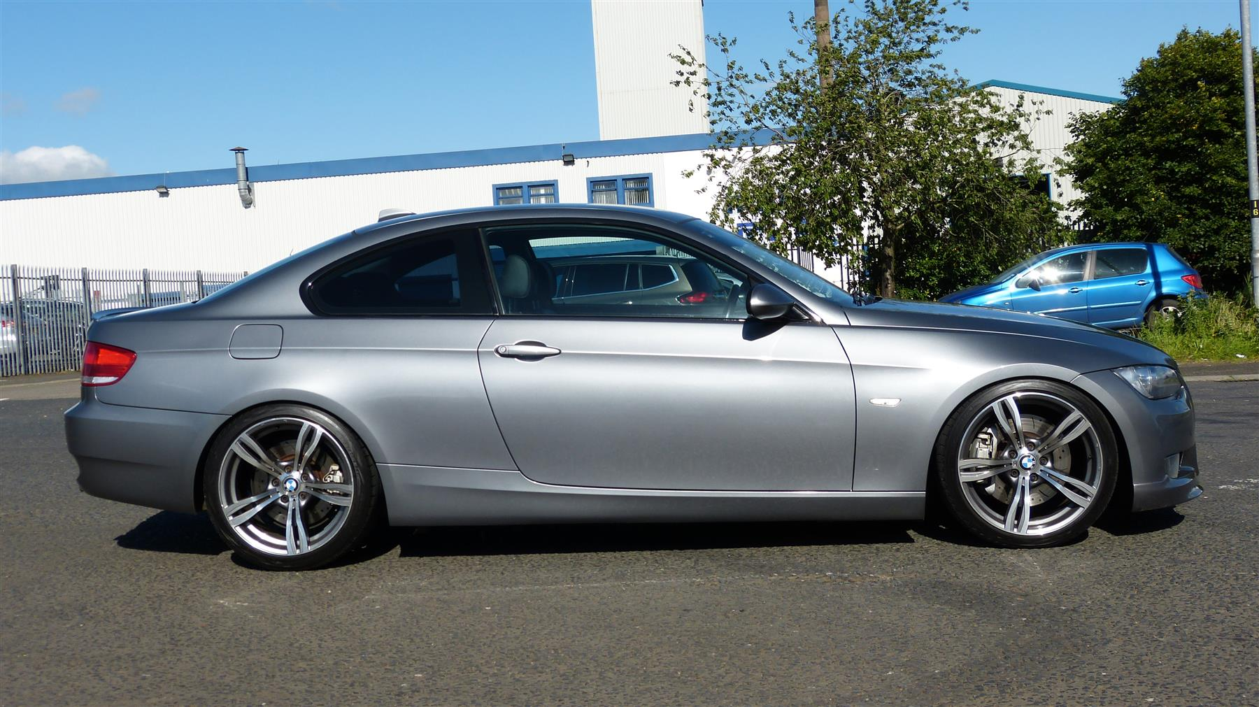 BMW 3 series 335d 2007 photo - 5