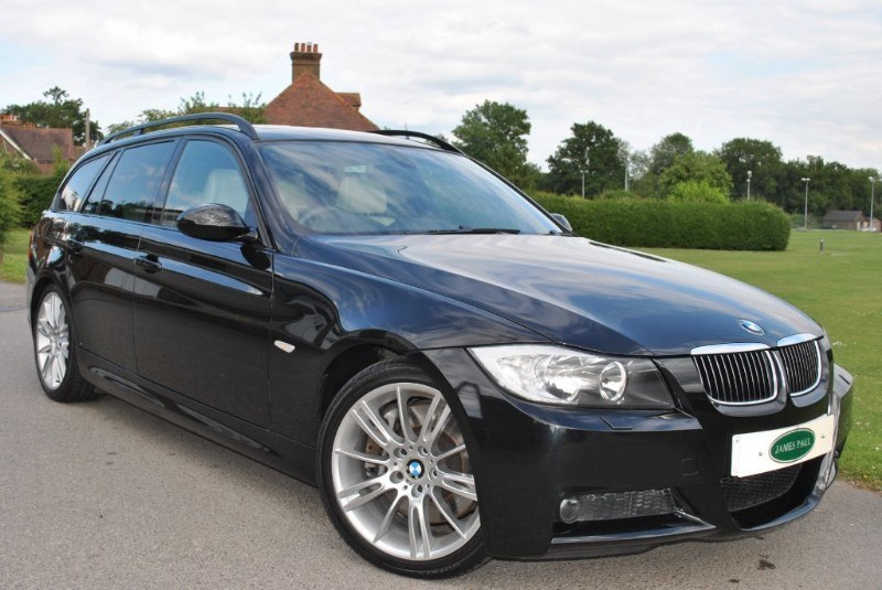 BMW 3 series 335d 2007 photo - 6