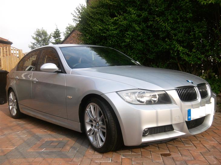 BMW 3 series 335d 2007 photo - 7