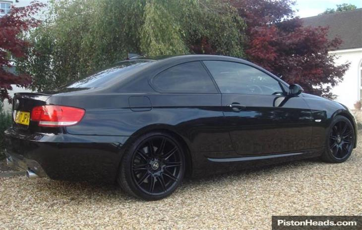BMW 3 series 335d 2007 photo - 9