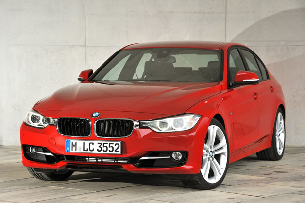 BMW 3 series 335d 2012 photo - 1