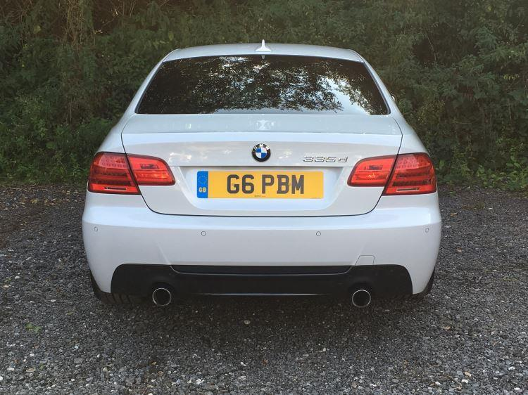 BMW 3 series 335d 2012 photo - 10