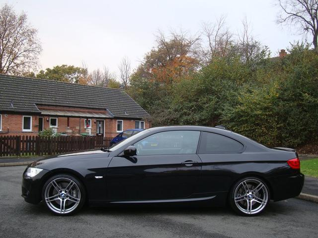 BMW 3 series 335d 2012 photo - 8