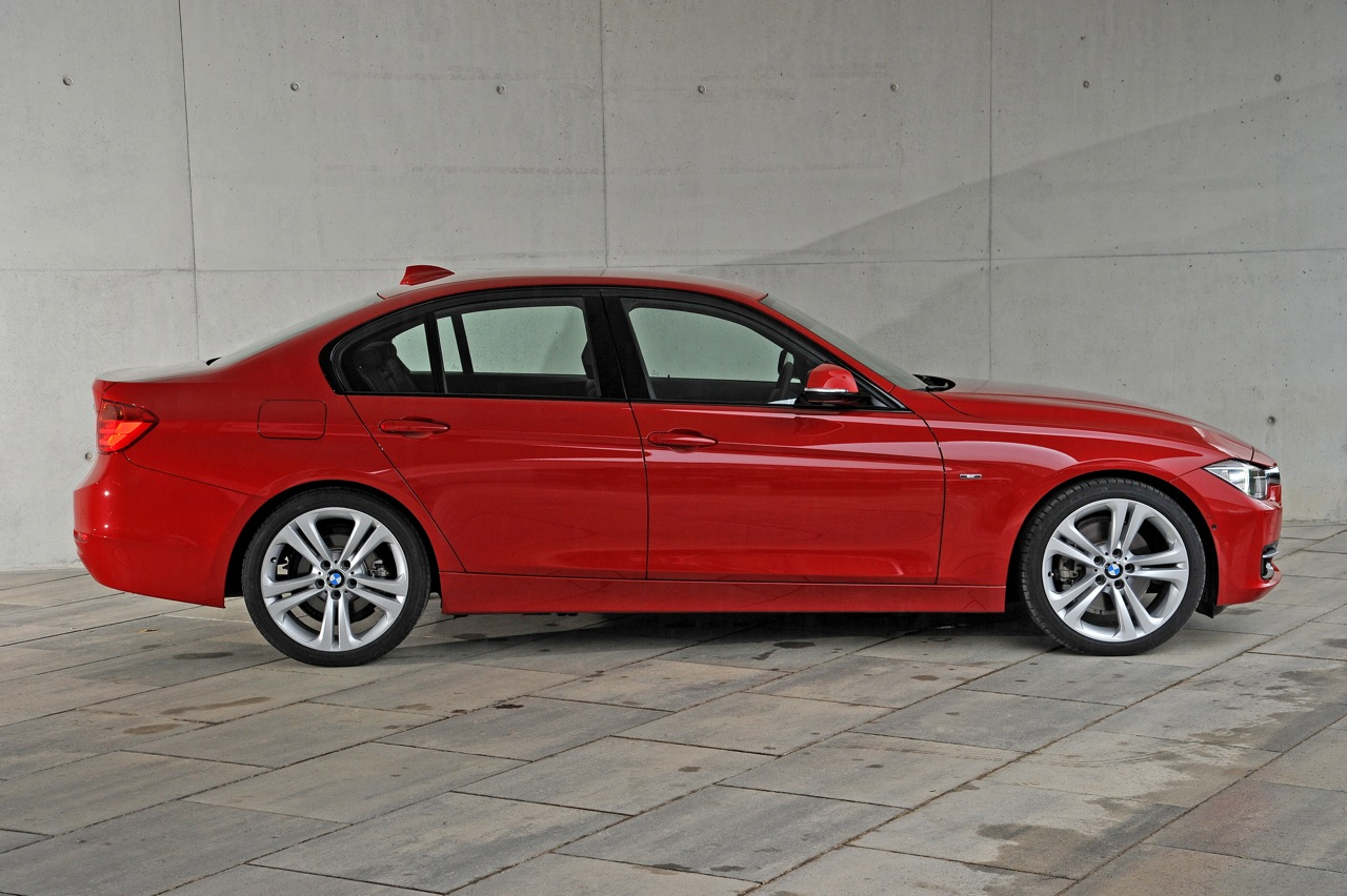 BMW 3 series 335d 2012 photo - 9