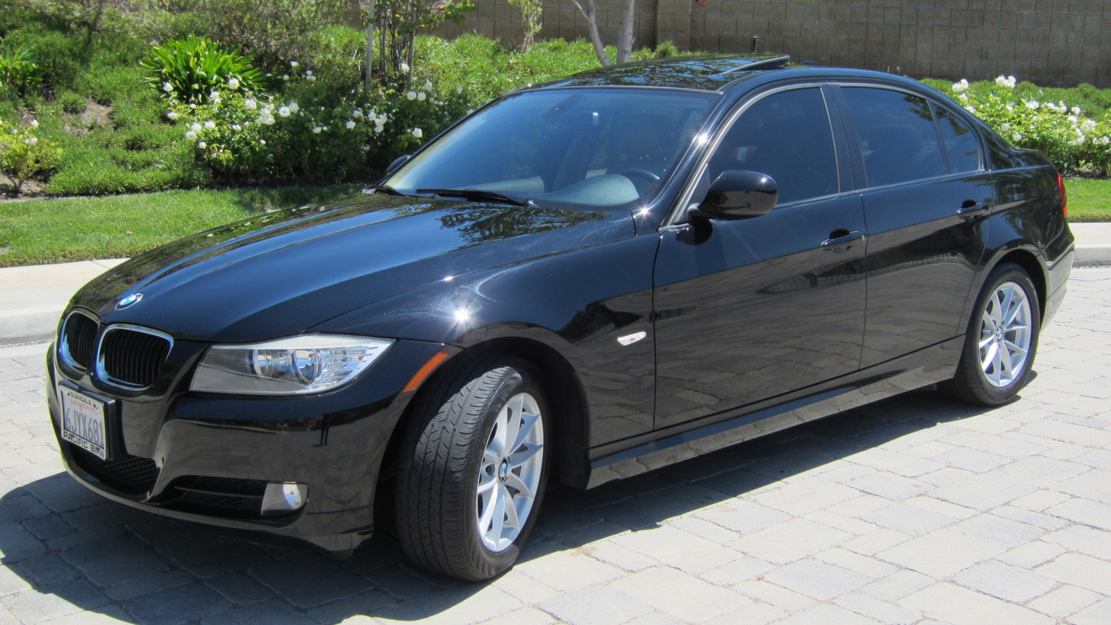 Bmw 3 Series 335i 2010 Technical Specifications Interior
