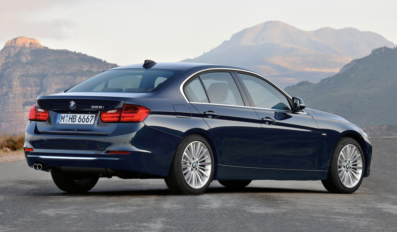 BMW 3 series 335i 2012 photo - 1