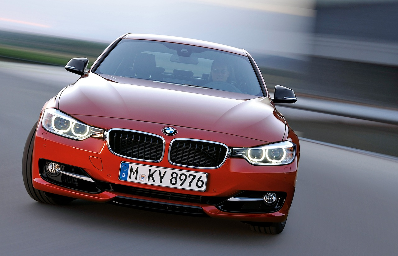 BMW 3 series 335i 2012 photo - 10