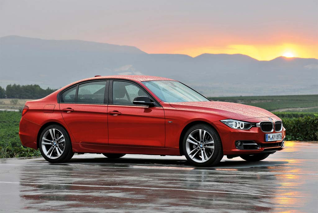 BMW 3 series 335i 2012 photo - 11