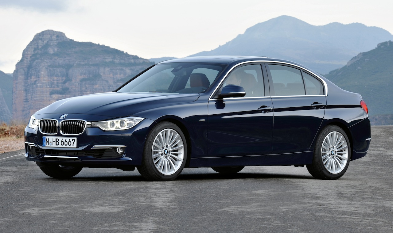 BMW 3 series 335i 2012 photo - 3
