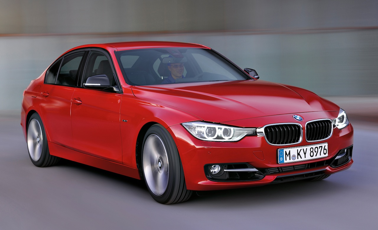 BMW 3 series 335i 2012 photo - 4