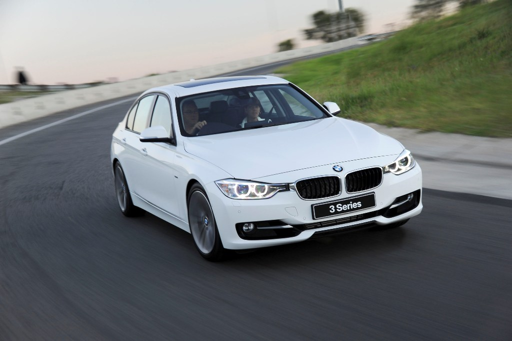 BMW 3 series 335i 2012 photo - 6
