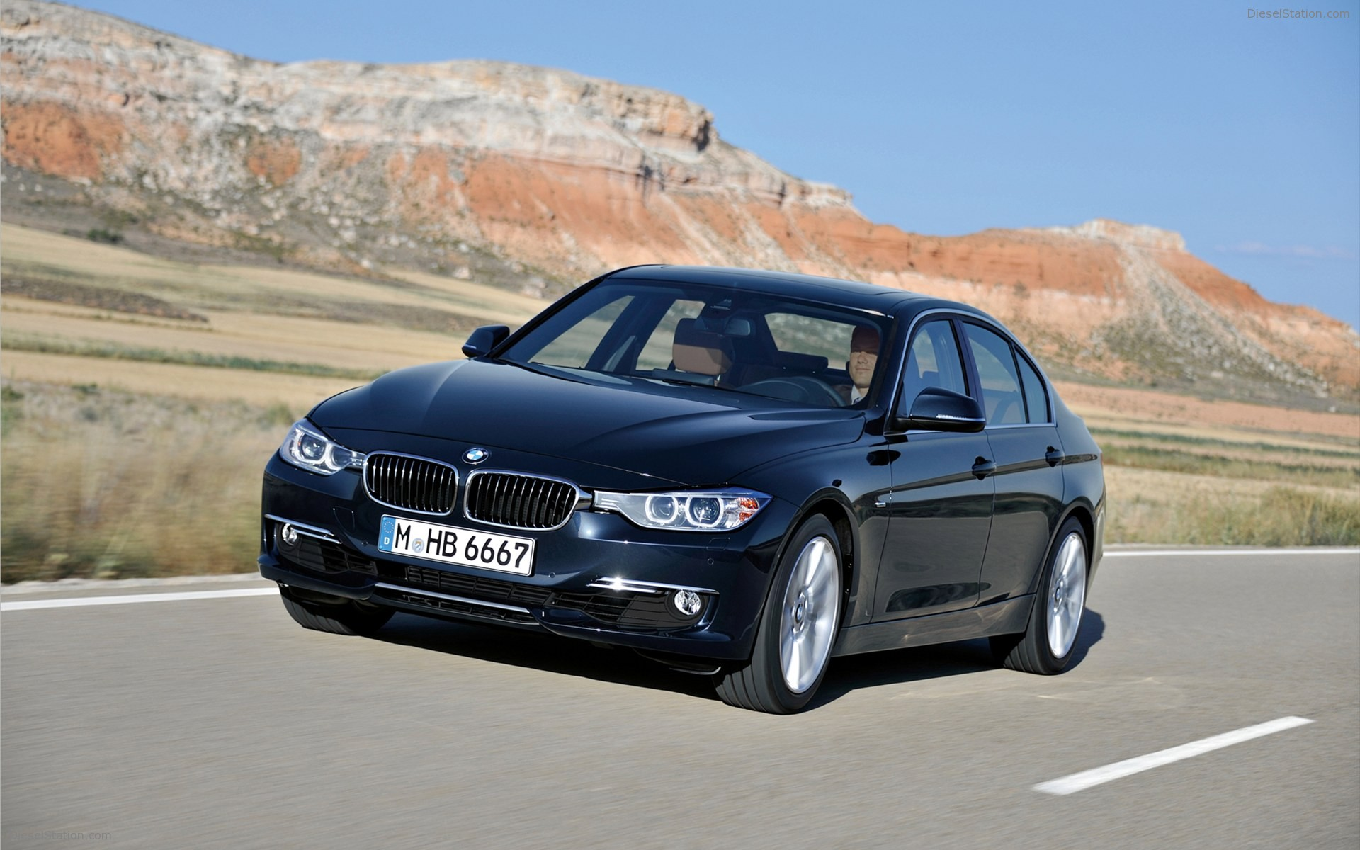 BMW 3 series 335i 2012 photo - 7