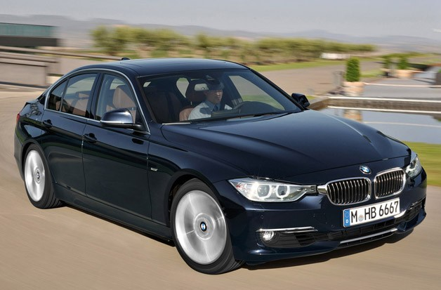 BMW 3 series 335i 2012 photo - 8