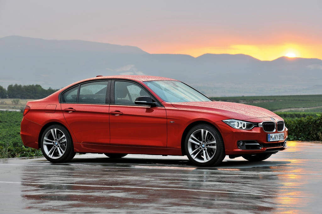 BMW 3 series 335i 2013 photo - 1