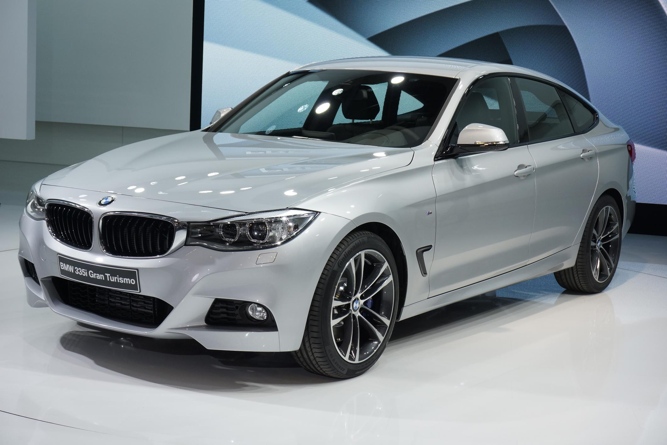 BMW 3 series 335i 2013 photo - 3