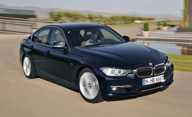BMW 3 series 335i 2013 photo - 5