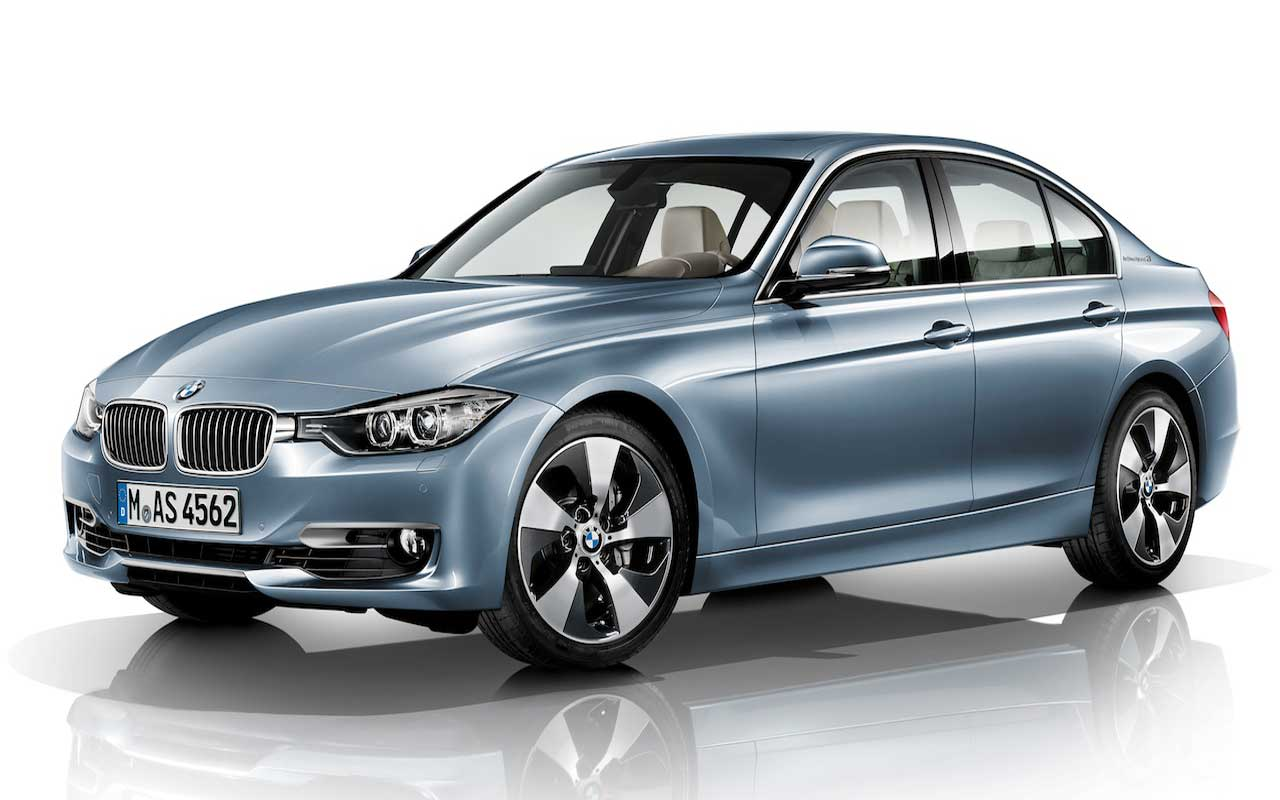 BMW 3 series 335i 2013 photo - 7