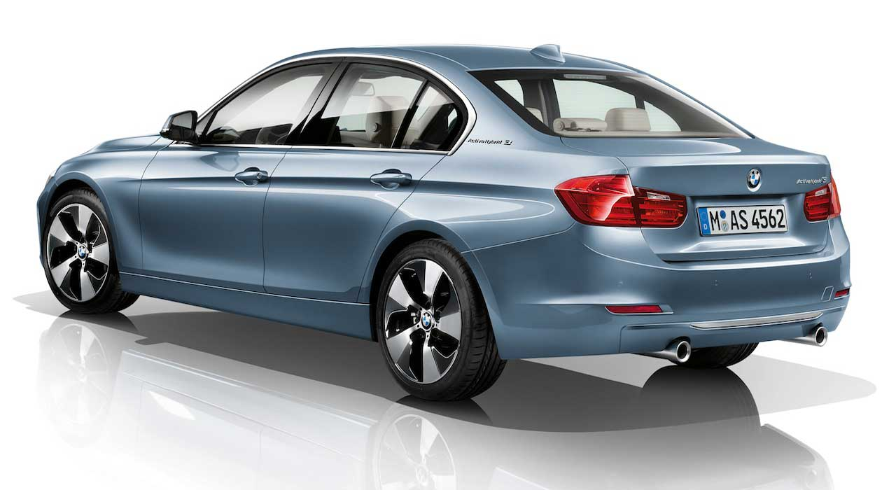 BMW 3 series 335i 2013 photo - 9