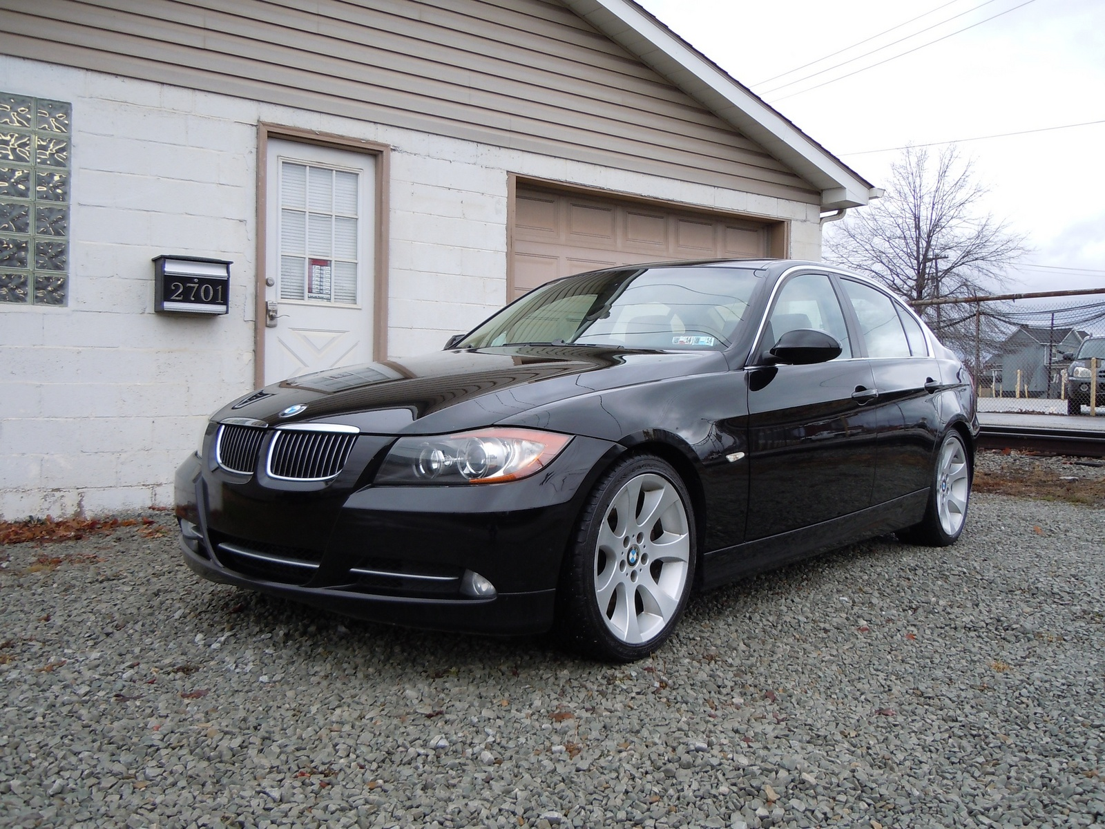 BMW 3 series 335is 2008 photo - 10
