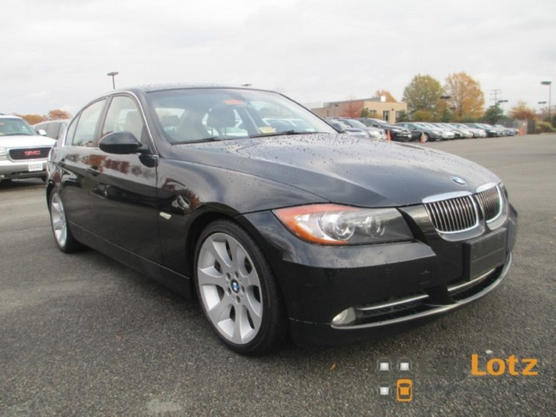 BMW 3 series 335is 2008 photo - 12